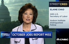 Not Much Drama or Difference in October Jobs Report