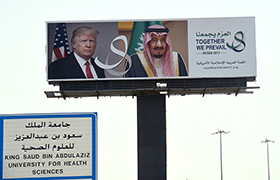 A Trump Doctrine for the Middle East?