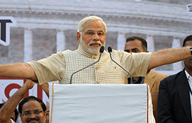 Modi: Three Years On