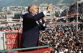 Erbakan, Kısakürek, and the Mainstreaming of Extremism in Turkey