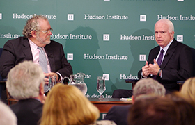 Transcript: Dialogues on American Foreign Policy and World Affairs: Senator John McCain & Walter Russell Mead