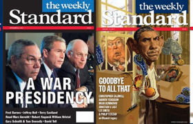 The Weekly Standard and Me