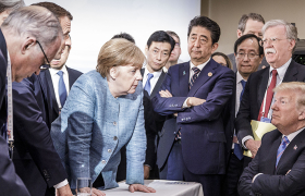 From Germany to Japan, the Strategic View From Two Capitals