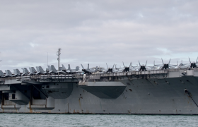 Retiring the USS Harry S. Truman Is a Terrible Idea