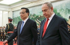 Israel Has Reached 'Peak China'