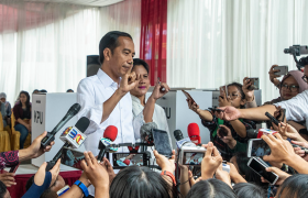 Indonesian Presidential Election Win for Jokowi Is Good News