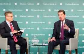Transcript: Enhancing U.S.-Japan  Cooperation: A Conversation with Ambassador Hagerty