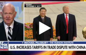 President Trump Raises Tariffs on Chinese Goods as Latest Round of Trade Talks Ends Without A Deal