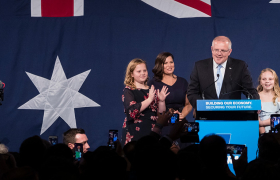 Why China is Not Celebrating the Unexpected Australian Election Result