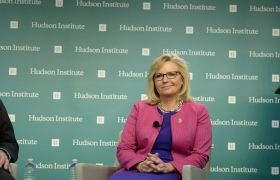 Transcript: Dialogues on American Foreign Policy and World Affairs: A Conversation with U.S. Rep. Liz Cheney