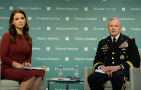 Transcript: The Arms Control Landscape ft. DIA Lt. Gen. Robert P. Ashley, Jr.