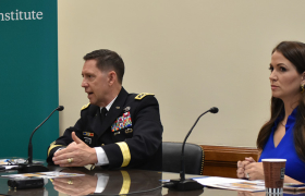 Transcript: A Discussion with Lt. Gen. Eric Wesley of the Army Futures Command