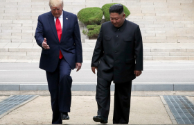 After Historic Walk into North Korea, Trump Must Continue Sanctions