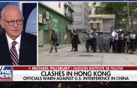 U.S. Monitoring Hong Kong Protests Amid Trade War with China