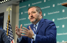 Transcript: Interventionism vs. Isolationism: A Conversation with U.S. Sen. Ted Cruz