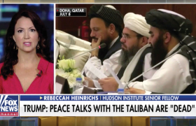 Peace Deal Dead Between U.S. and Taliban