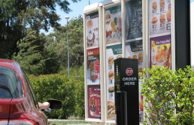 Should Drive-Thru Windows Be Banned?