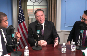 The Realignment - Ep. 12: A Conversation with Secretary of State Mike Pompeo