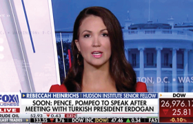 Turkey's President 'Not Listening to President Trump's Pleas'
