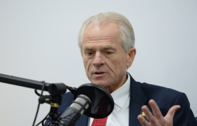 The Realignment - Ep. 14: Dr. Peter Navarro