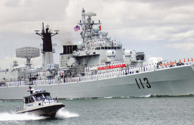 China's Maritime Gray Zone Operations
