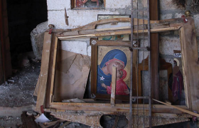 Ancient Christian Communities Caught In Syria's Crossfire Need Shelter This Winter