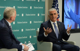 Transcript: The Future of Iran: A Conversation with Reza Pahlavi