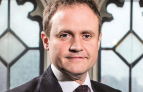 Britain Moving Forward:  A Conversation with UK Parliament Member Tom Tugendhat on the UK Election