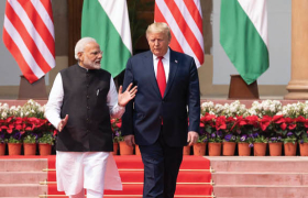 Trump's Signal to Modi's India Is Clear: Shed Your Reluctance, Become a Formal Us Ally