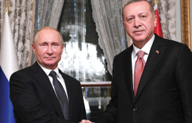 Russia and Turkey Search for the Endgame in Syria, With or Without Assad