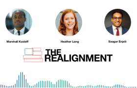 The Realignment Ep. 34: Heather Long, The COVID-19 Economy Part II
