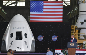 Spacex Is an Inspiration but US Leadership in Space Is Under Threat