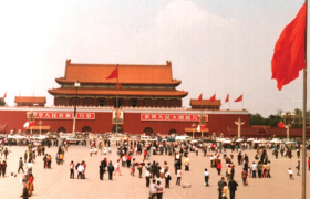 How China's Hawks Still Exploit the 1989 Tiananmen Protests