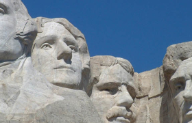 The Mount Rushmore Election
