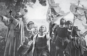 Columbus Day And The Immigrant Nation