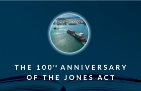 The 100th Anniversary of the Jones Act