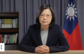 President Tsai Ing-wen's Remarks at Hudson 2020 Celebration