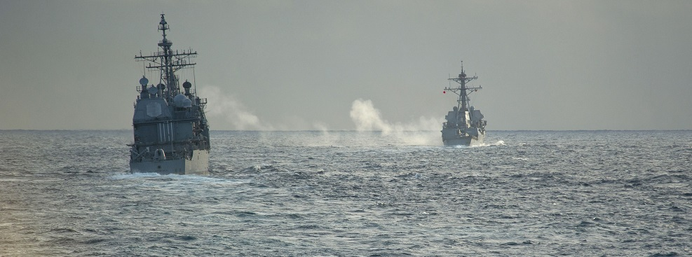 Seth Cropsey on U.S. Naval Institute Podcast Discussing Maritime Strategy and Control of the Seas, February 23, 2014
