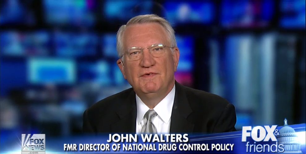 John Walters warns against releasing felons, Fox News, April 24, 2014