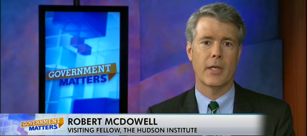 Robert McDowell on Net Neutrality, WJLA ABC 7, May 19, 2014