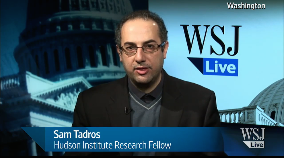 A Return to Authoritarianism in Egypt?, WSJ Live, November 26, 2013