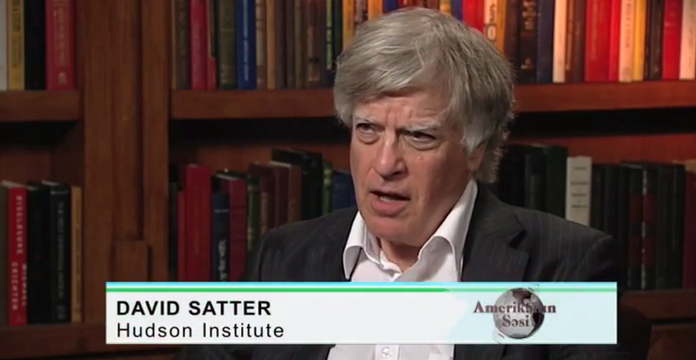 Interview with David Satter, VOA Azerbaijani, March 12, 2014