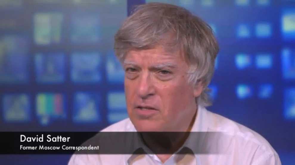 Former Moscow Correspondent David Satter Talks about Investigating Russian Corruption, Washington Times
