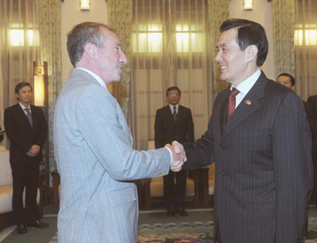 Ma Touts Merits of National Security Policy, Taiwan Today, October 8, 2014