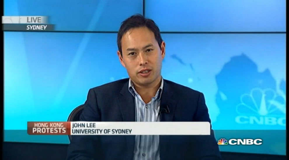 HK Authorities Continue to Play Waiting Game: Pro, CNBC, October 21, 2014