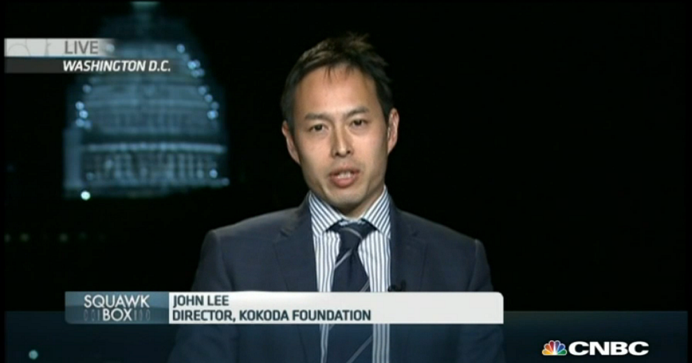 Here's Why China Isn't the Major Power in Asia, CNBC, November 18, 2014