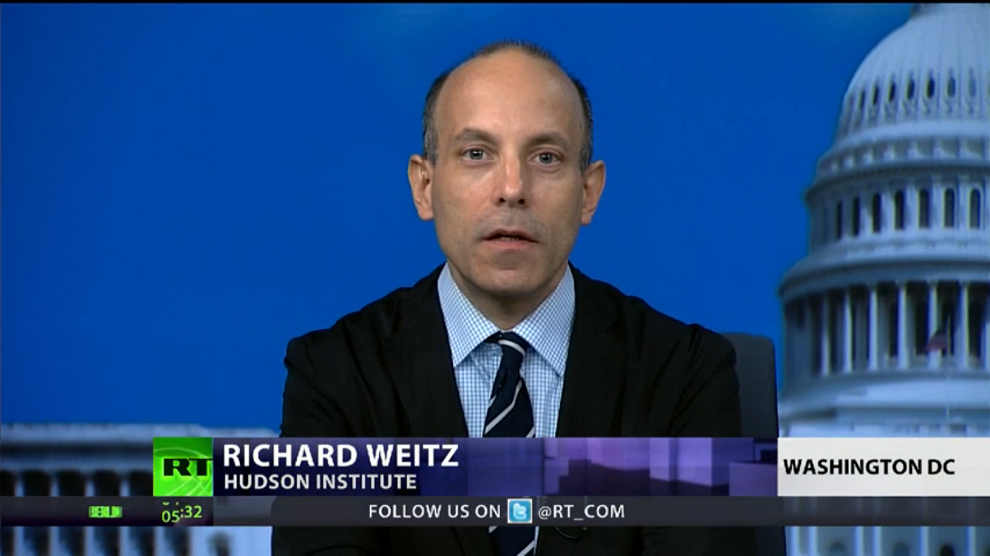 World without West, RT, November 18, 2014