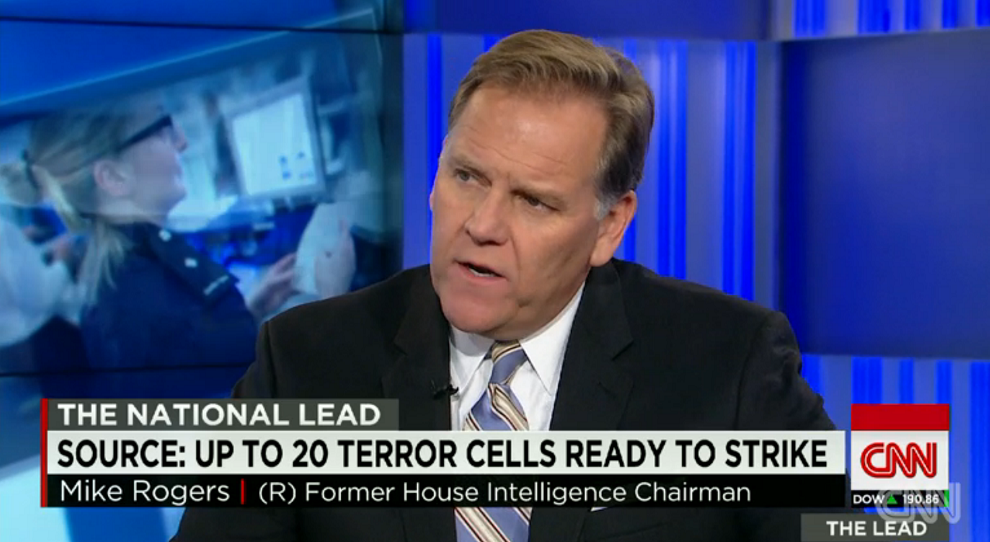Terrorists Are One Plane Ticket Away, CNN, January 16, 2015