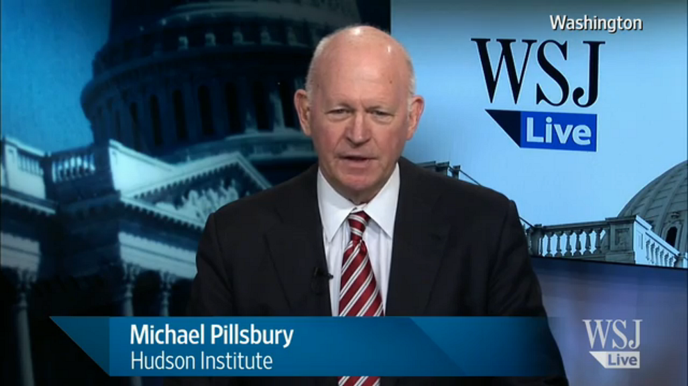 Opinion Journal: China's 'Peaceful Rise' Is a Mirage, WSJ Live, February 5, 2015