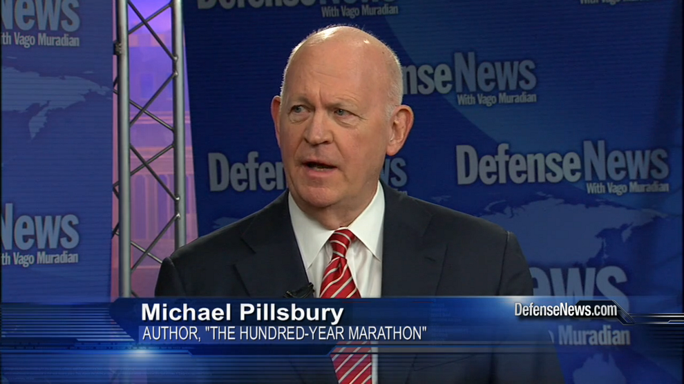 China's Superpower Strategy, Defense News, February 22, 2015